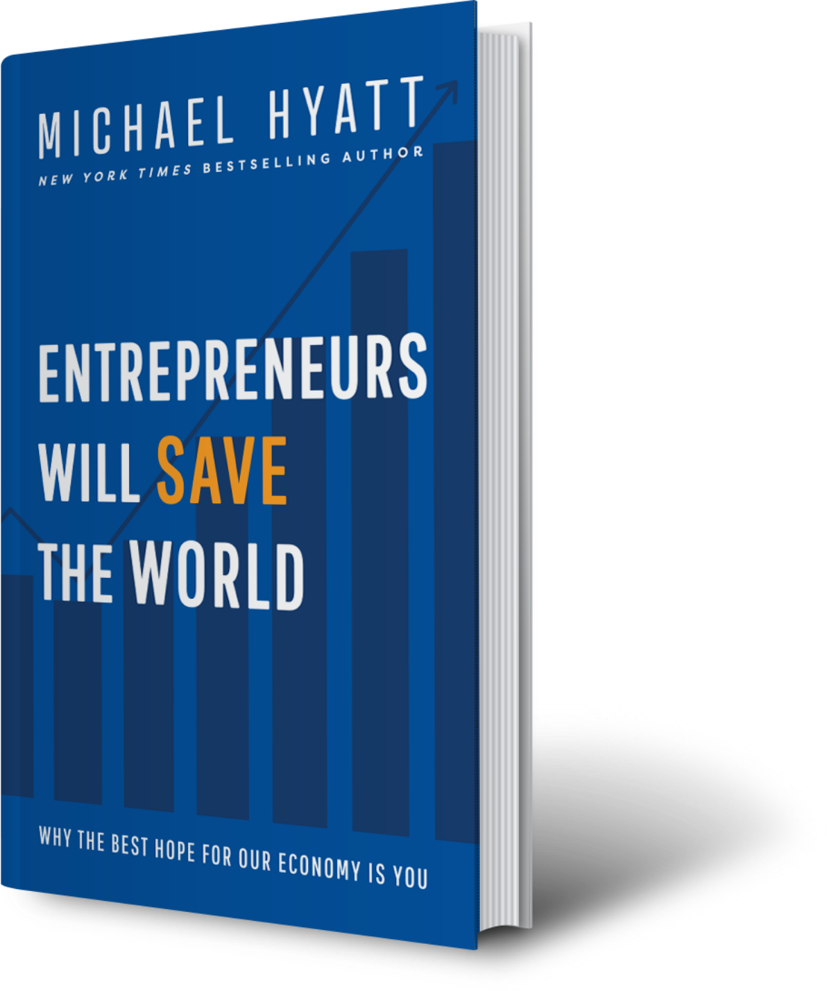 Entrepreneurs Will Save the World book